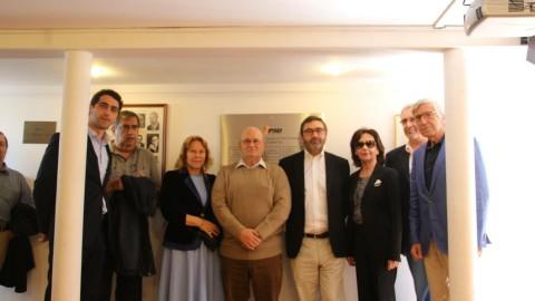 Homenagem aos ex-Presidentes do PSD Matosinhos