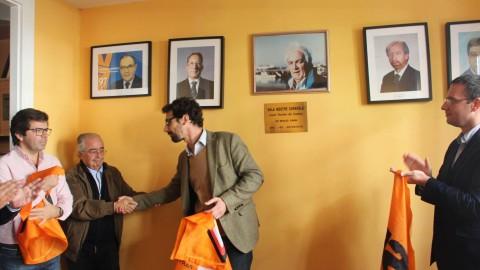 Homenagem aos antigos presidentes de Junta de Freguesia do concelho de Matosinhos eleitos nas listas do PPD-PSD