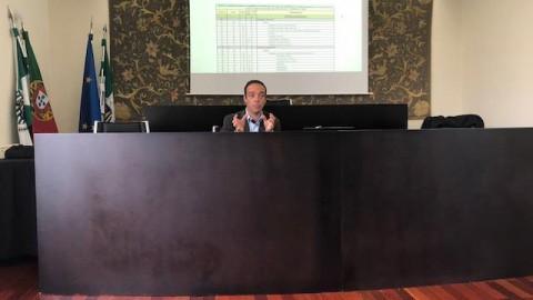 Ação de formação, com o Dr. Luis Ramalho