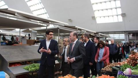 PSD Matosinhos anfitrião de Manfred Weber e Paulo Rangel no Mercado Municipal
