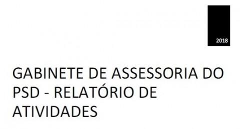 Relatorio de Actividades dos Autarcas Municipais de Matosinhos