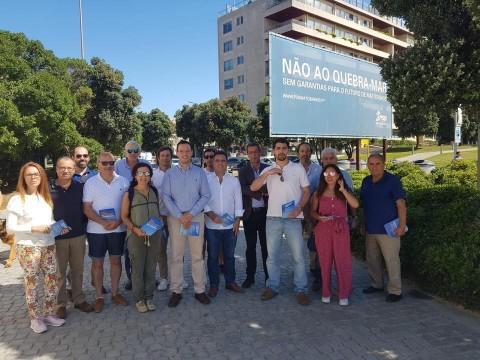 O PSD Matosinhos continua a defender o Ambiente e a Qualidade de Vida