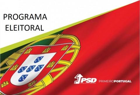 PSD Matosinhos | Programa Eleitoral PSD – Legislativas 2019 (PDF)