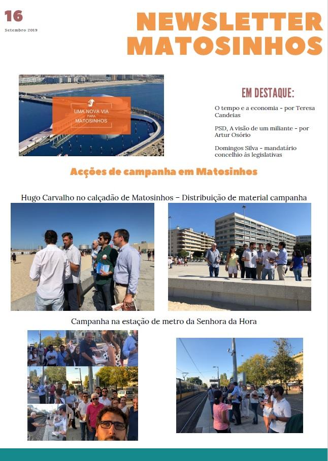 Newsletter Setembro 2019