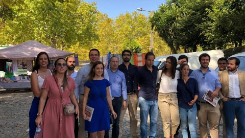 Campanha Legislativas 2019 na Feira de Santana