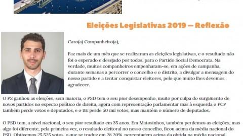 Newsletter Outubro 2019